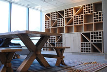 CustomFit Cape Town| wine racks| solid wood furniture| manufacturer