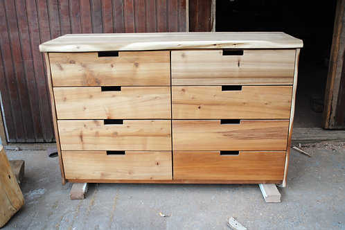 Chest of drawers - Blackwood