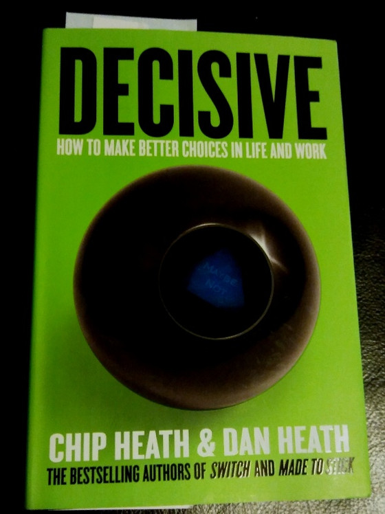 Deciding what to read? Get Decisive