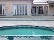 Channel Set Glass Fencing