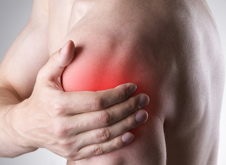 Are you suffering from a painful shoulder?