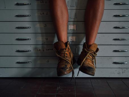 Tradies: Let's talk work boots & injuries...