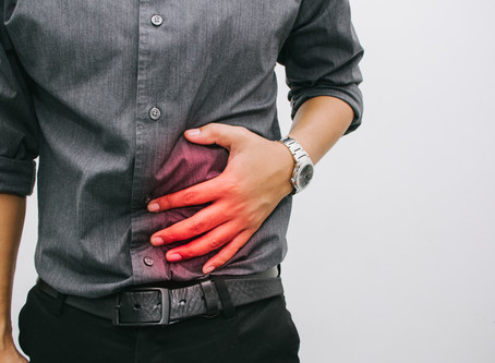Top tips for living with Irritable Bowel Syndrome...