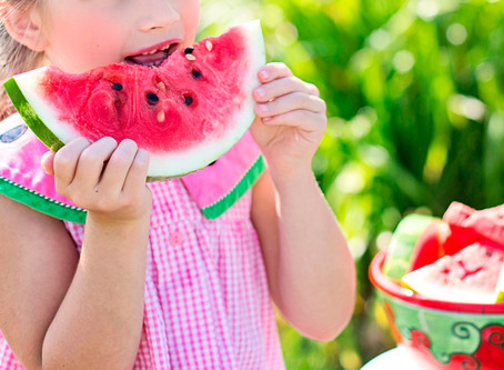 Top 12 tips: Kids healthy eating