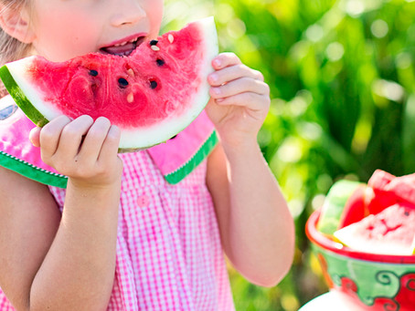 Top 12 tips: Kids healthy eating
