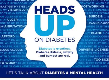 National Diabetes Week. Written by Alice Mika, Dietitian