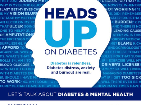 National Diabetes Week. Written by Alice Mika, Dietitian