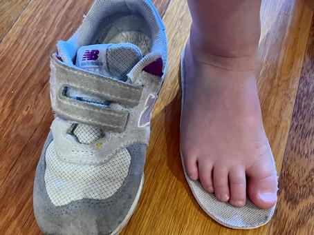 Children's Footwear. Written by Kath Miller, Podiatrist