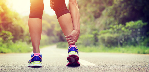 Tips for managing an ankle sprain