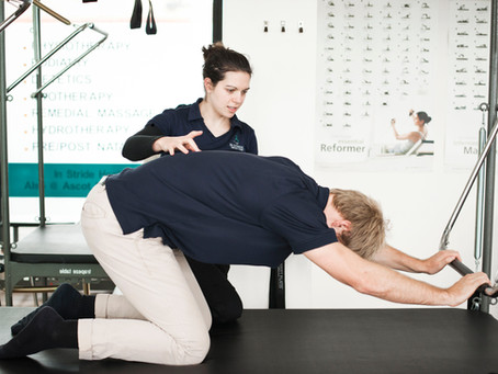 """Pilates vs """"Clinical"""" Pilates - so what's the difference?"""