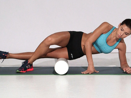 Top tips for using a foam roller