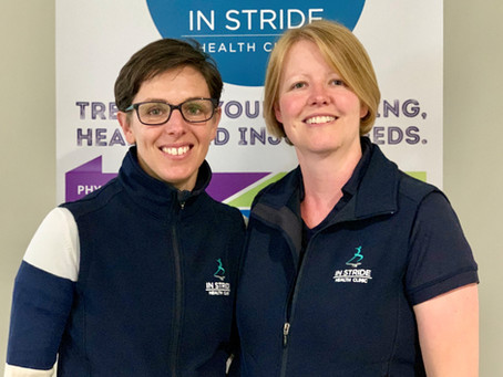 In Stride Health Clinic Practice Update