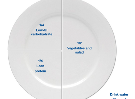 Planning and Preparing balanced meals. Written by Alice Mika, Dietitian