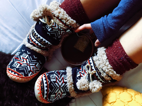 Preparing your Feet for Winter