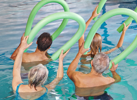 How to use hydrotherapy in post-op rehabilitation.
