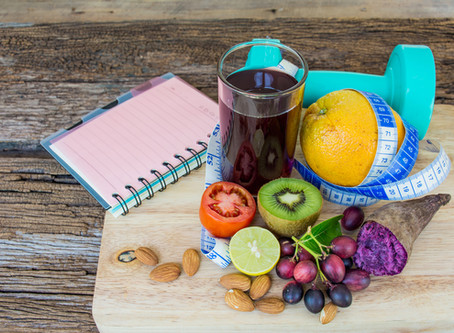 Top tips to stay on track with your healthy eating lifestyle without restricting yourself.