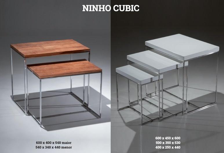 Mesa Ninho Cubic