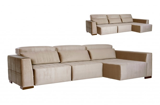 SKGL Sofa Retratil Flat