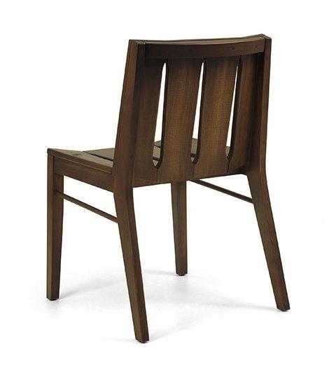 Cadeira Ripa Cacau