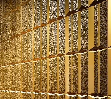 Dune folding gold