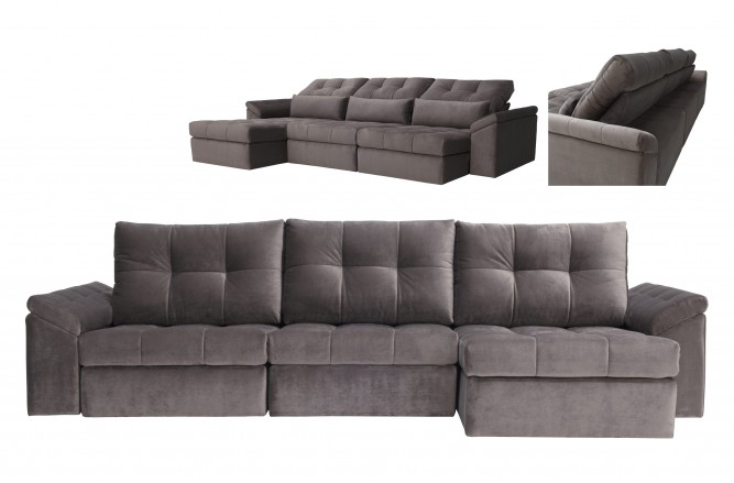 SKGL Sofa Retratil Jimmi
