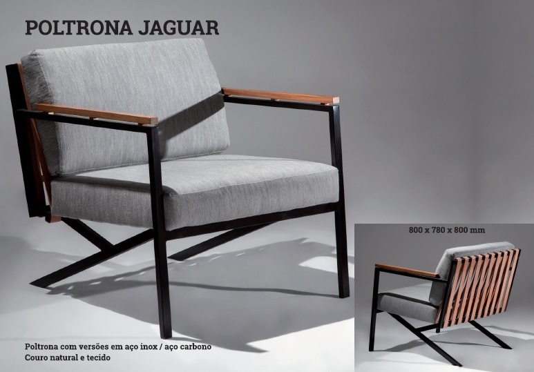 Poltrona Jaguar