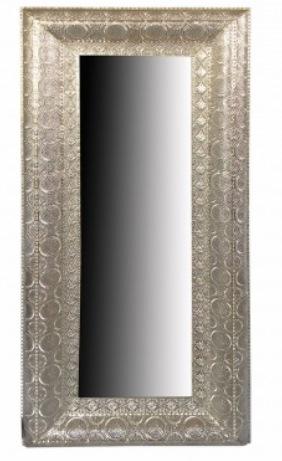 10 Espelho de Metal retangular