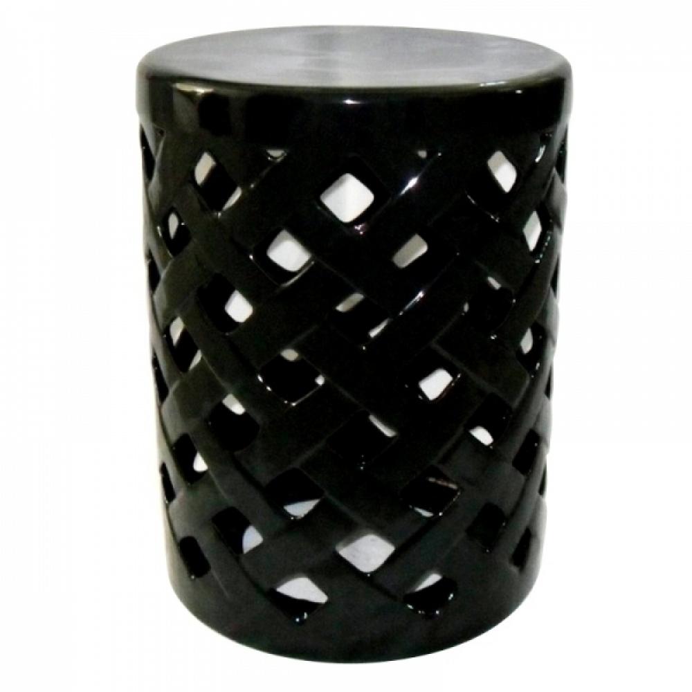 Seat Garden ceramica preta DU0134