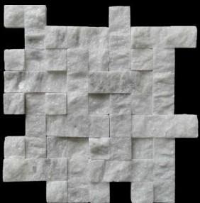 7CP Mármore Branco Rajado 39 XQT