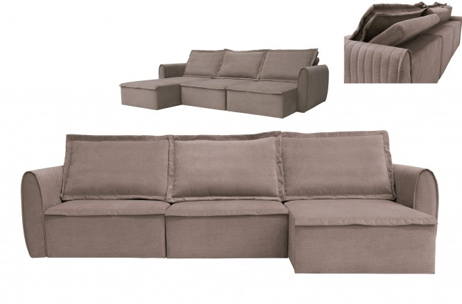 SKGL Sofa Retratil Roger