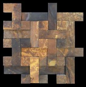 Pedra Ferro Ferrugem 6018 T