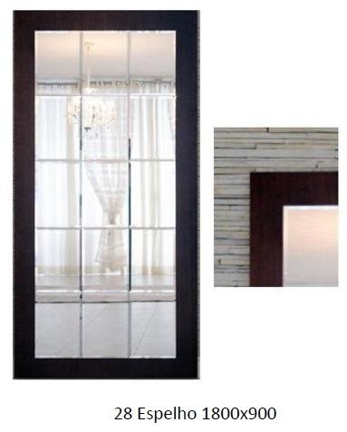 3PC28_Espelho_Decorativo_com_moldura_em_madeira_várias_linhas_bisotadas