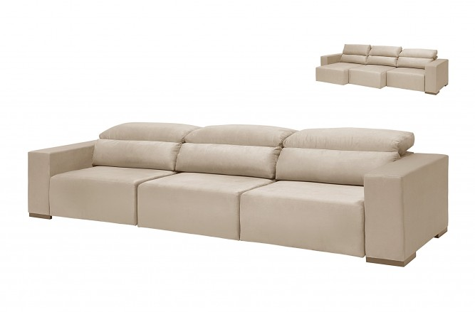 SKGL Sofa Retratil Domani