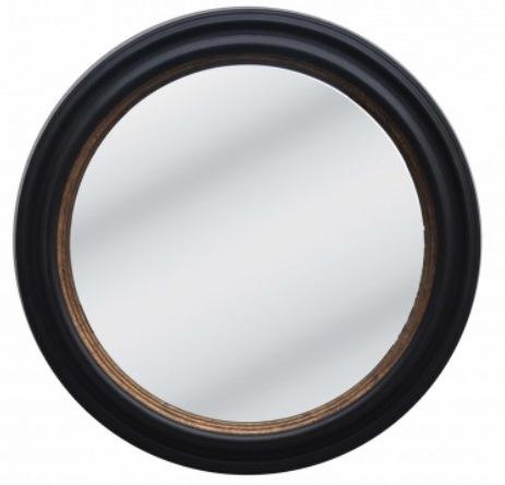 27 Espelho de Madeira redondo