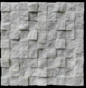 7CP Mármore Branco Rajado 33 XQT
