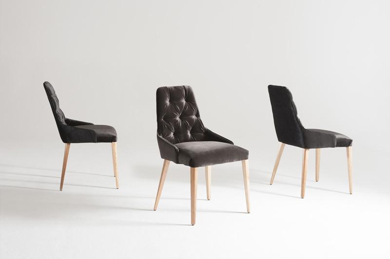 Cadeira DERBY sem braços