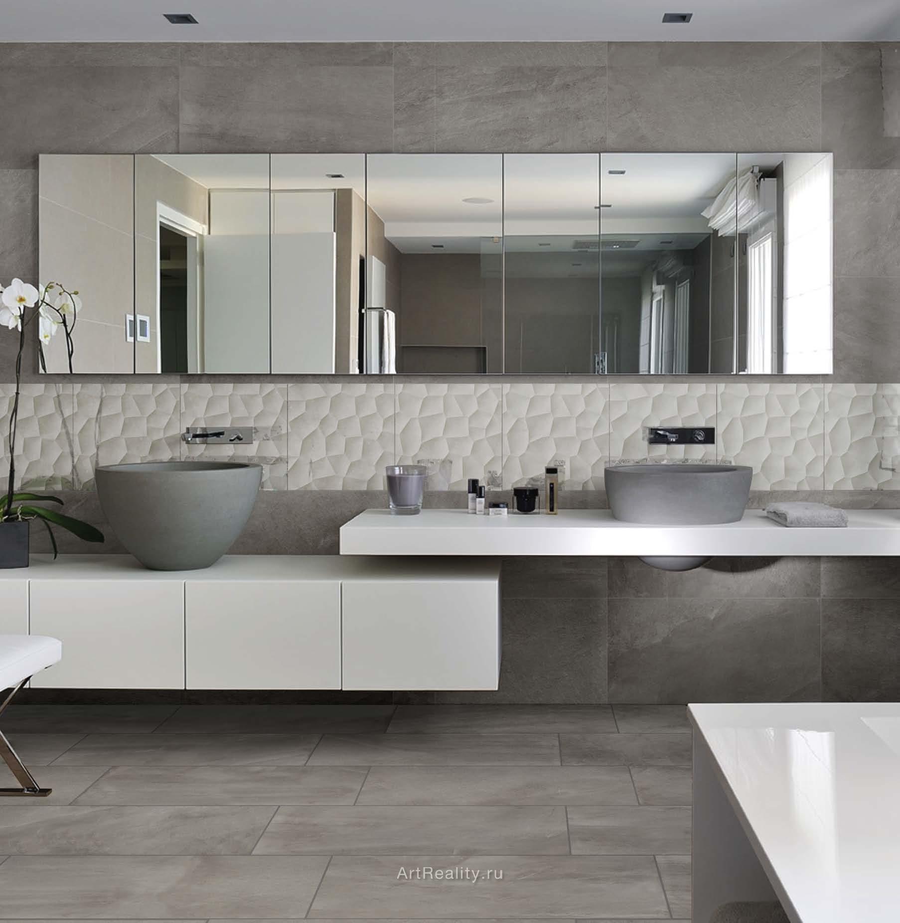 Concept Stone Bianco 40x40 cm