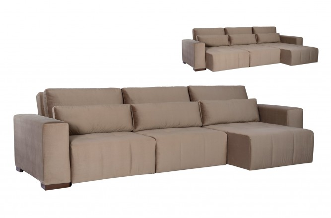 SKGL Sofa Retratil Dylan