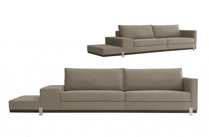 SKGL Sofa Living  August com Mesa