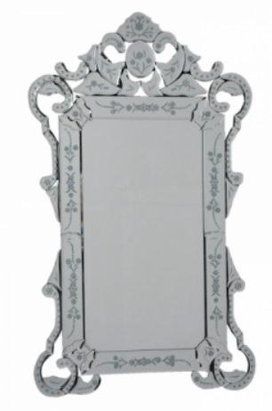 35 Espelho Veneziano retangular