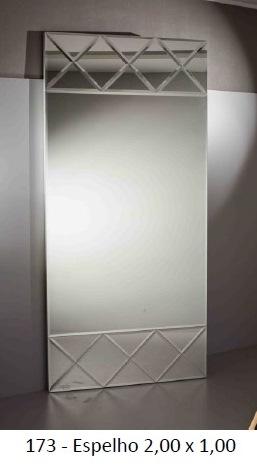 3PC173 Espelho Decorativo