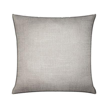 T7RK Almofada Oxford Weave - Silver