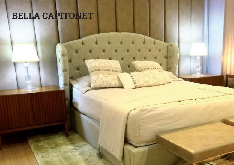 Cama BELLA CAPITONET