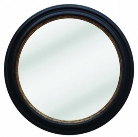 15 Espelho de Madeira redondo