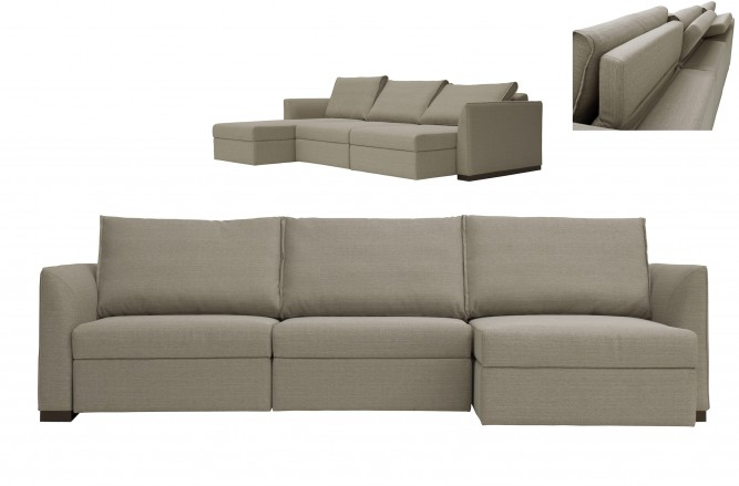 SKGL Sofa Retratil Olaf