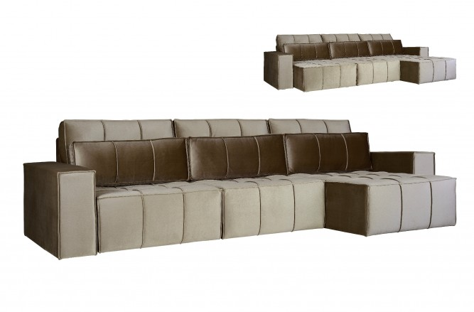 SKGL Sofa Retratil Forma