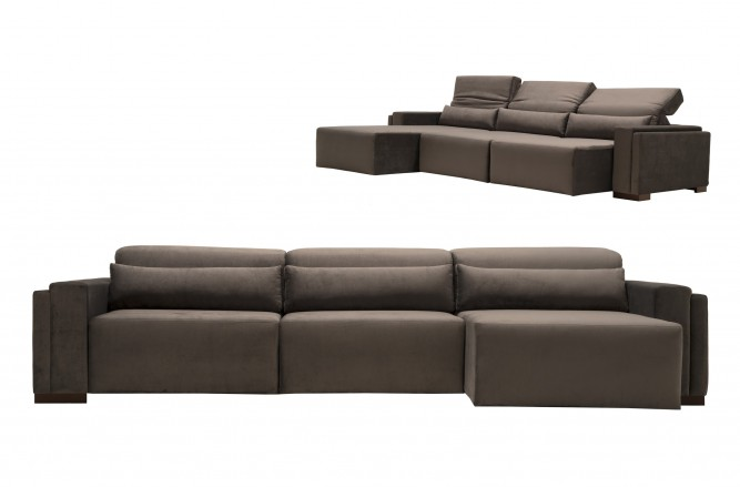 SKGL Sofa Retratil Palms