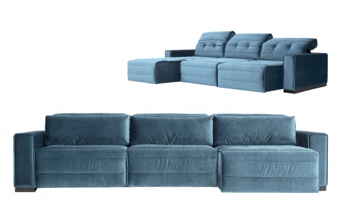 SKGL Sofa Retratil Floren