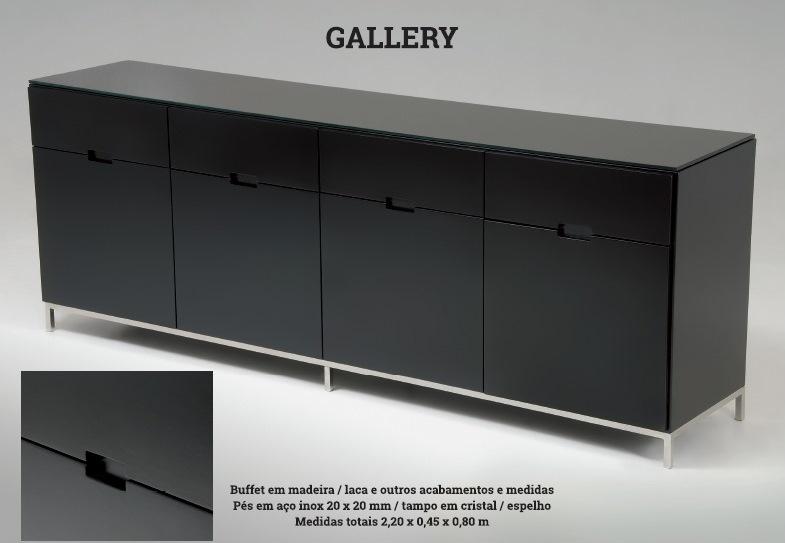 Buffet Gallery em Madeira