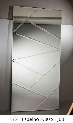 3PC172 Espelho Decorativo